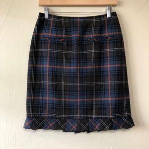 Cabi | Heritage Plaid Skirt 742